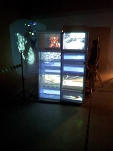 Mapeamento de geladeira